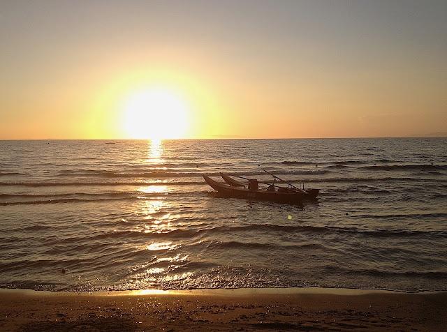 Il tramonto di Puntala #grosseto #maremma #toscana