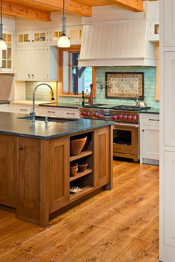 Best 48 Best Images About Kitchen On Pinterest Oak Cabinets 400 x 300