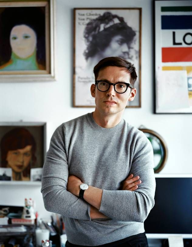 Fashion Designer Erdem Moralioglu on Collecting and Party Etiquette