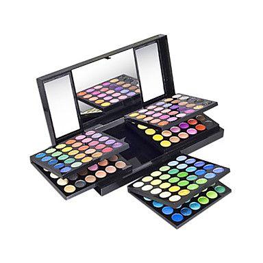 Deluxe Professional 180 Clolors Makeup Eye Shadow Palette – USD $ 49.99