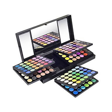 Deluxe Professional 180 Clolors Makeup Eye Shadow Palette – USD $ 49.99