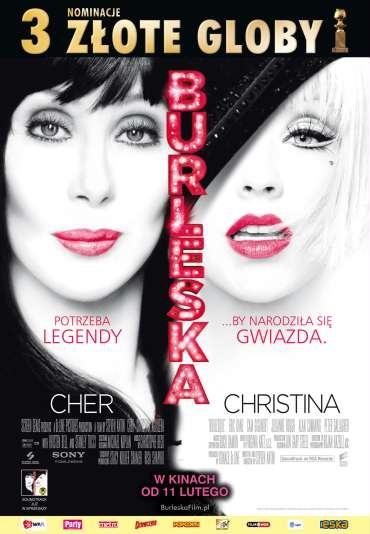 Burlesque (Burleska) (2010) #Melodrama #Musical