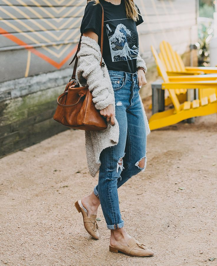 Cozy Fall Outfit Idea | LivvyLand
