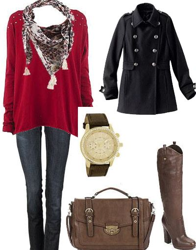 Fashionlike.gr - Ενα καταπληκτικό winter outfit! >>> http://bit.ly/1gCpf2M