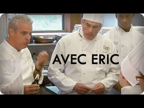 BECOMING A CHEF at the Culinary Institute of America | AVEC ERIC | Reser...