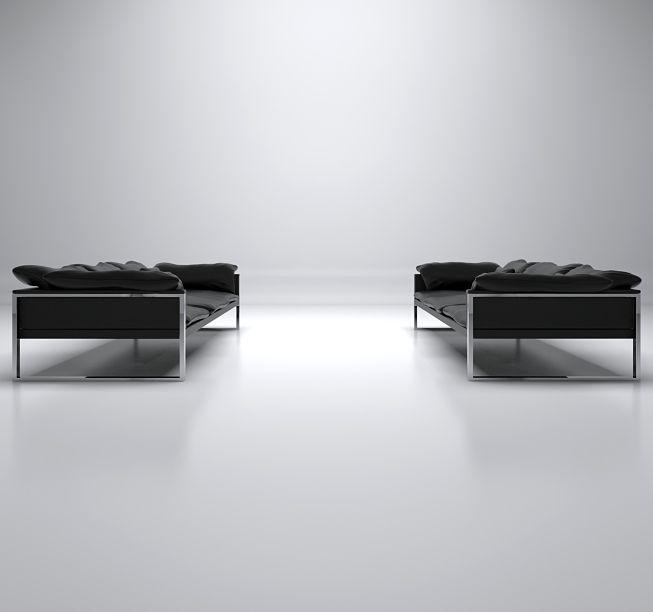 Go large triple sofa tanju ozelgin for b t design sofa for Go mobiliario contemporaneo