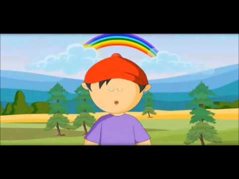 Understanding Rainbow -Lesson for Kids -School Education Video.