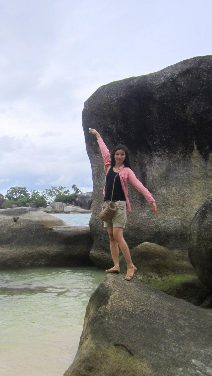 Pantai Tanjung Tinggi, Belitong