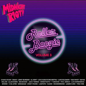 Roller Boogie, Vol. 3 (2018)  Format : FLAC (tracks)  Quality : lossless  Sample Rate : 44.1 kHz / 16 Bit  Source : Digital download  Artist : Various  Title : Roller Boogie, Vol. 3  Genre : Nu Disco, Funk, House, Soul   Release Date : 2018  Scans : not included   Size .zip : 1.16 gb