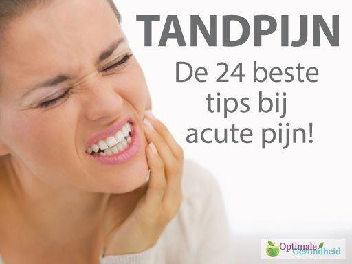 Last van acute tandpijn? Ik kan de tandpijn niet definitief wegnemen, maar wel een aantal tips om de pijn te verlichten totdat je bij de tandarts bent.