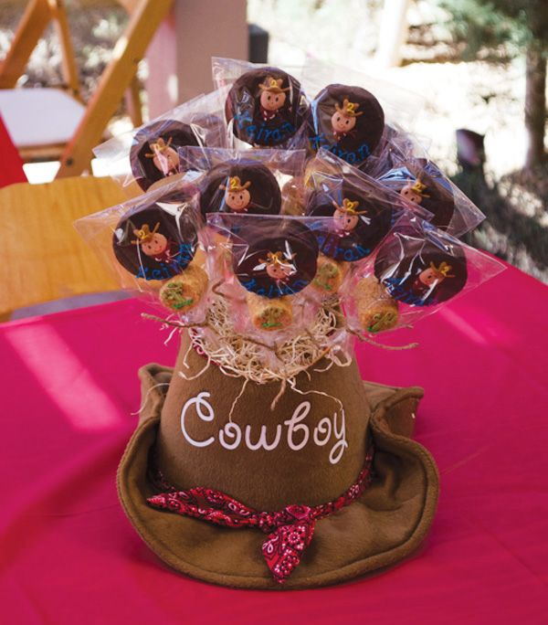 176 Best Images About Cowboy Party On Pinterest