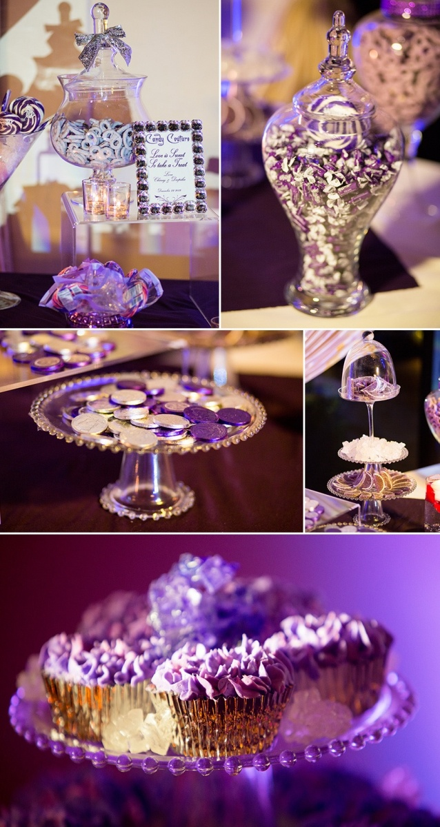 purple themed bridal shower%0A purple themed chocolates and cupcakes Shaadi Belles   Search  Save   u     Share  your South