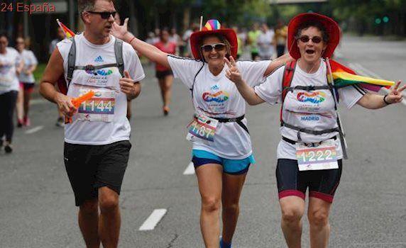 Orgullo gay: La Policía chequea al día a 8.500 personas alojadas en el centro de Madrid para evitar un atentado