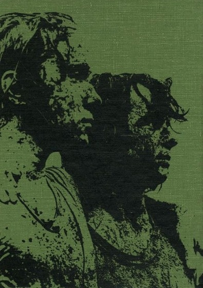 1971 yearbook cover for Taft school in Watertown, Connecticut.    #1971 #Taft #yearbook
