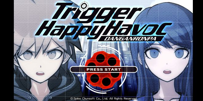 Danganronpa: Trigger Happy Havoc (Game #5)