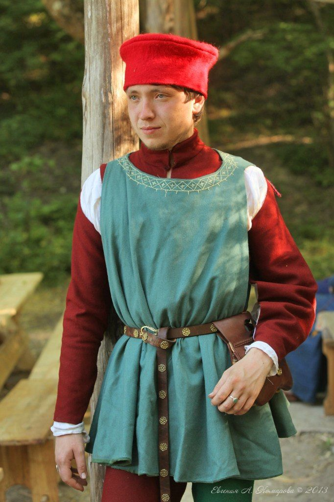 L`Ultima Frontiera. Taurica 1461-1490.  I love this - possible boy outfit for me