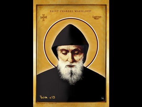 Svaty Charbel - zazraky