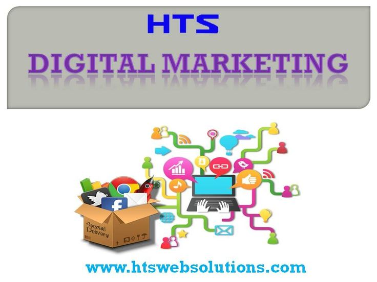 Digital Marketing by HTS Solutions