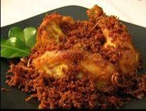 Resep Ayam Goreng Padang dan cara membuat | BacaResepDulu.com