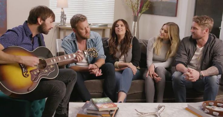 """See Lady Antebellum, Kelsea Ballerini and Brett Young preview their tour with a cover of Shania Twain's """"You're Still the One."""""""