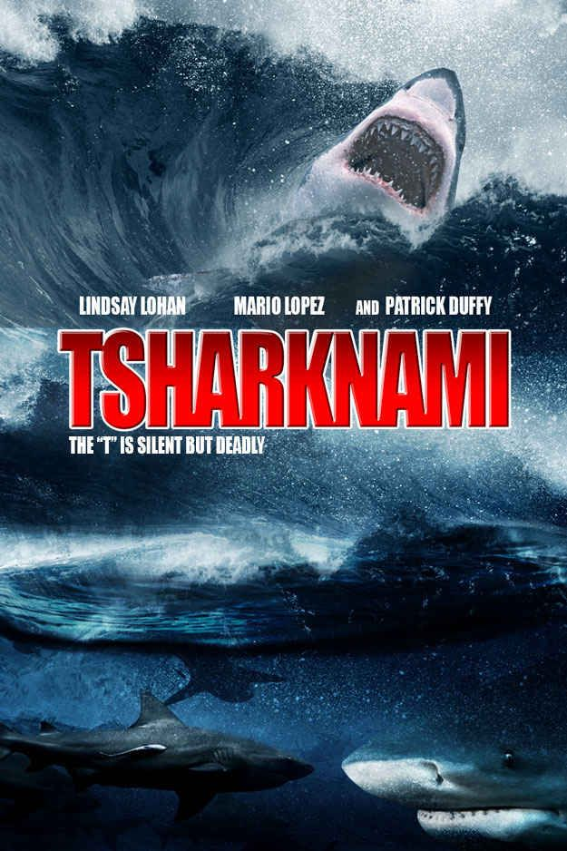 """6 """"Sharknado"""" Sequels That Need To Exist - BuzzFeed Mobile.... The """"t"""" is silent, but deadly! Lol"""