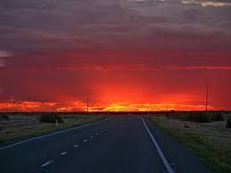 See the sun go down at the Hay Sunset Viewing Area, 16km north of Hay NSW