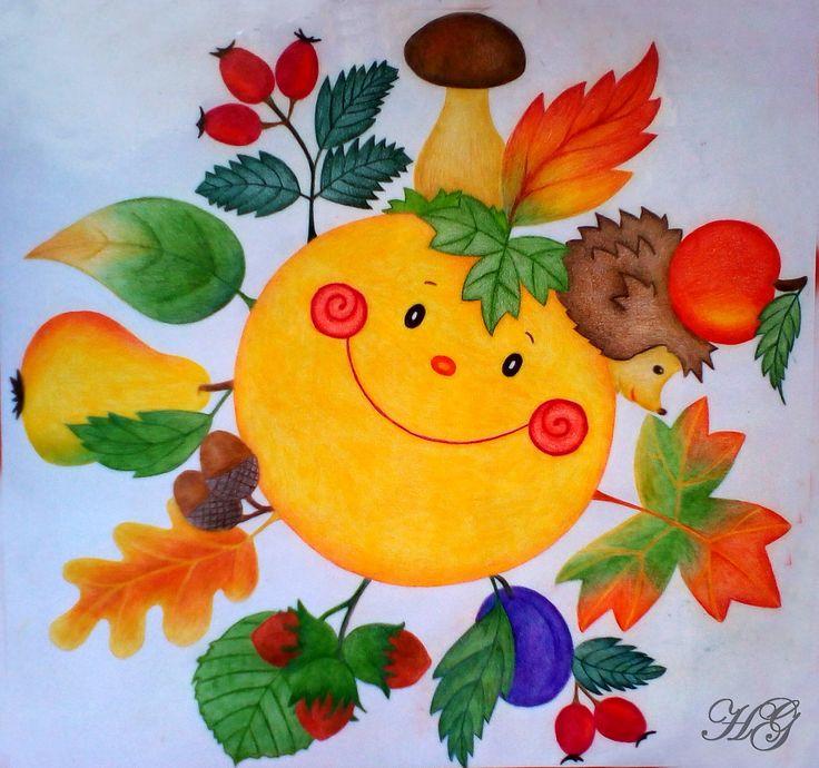 Roční období - podzim