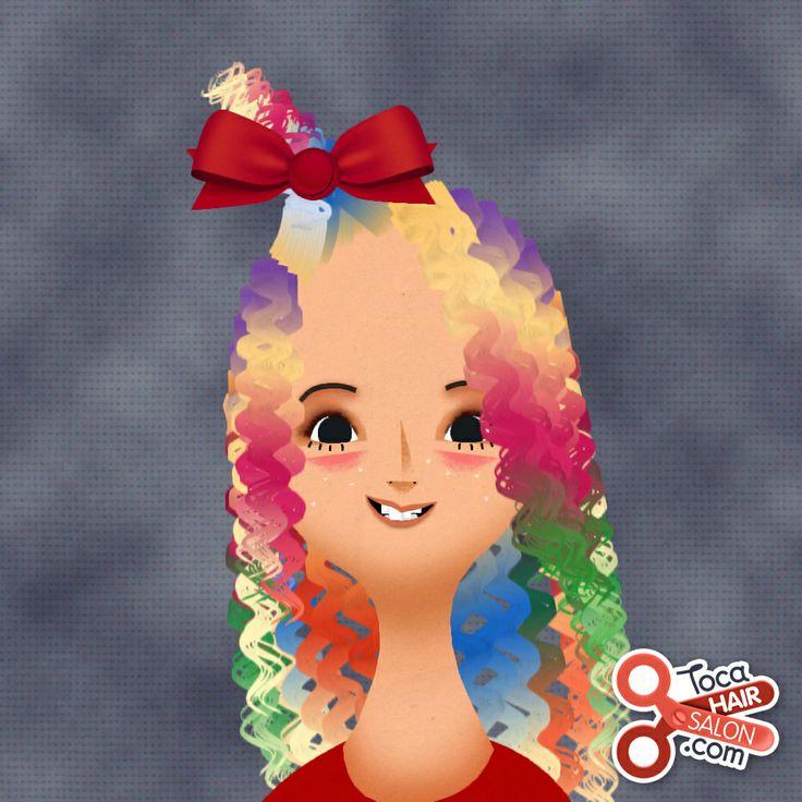 Cool Toca Boca Hair Salon 2
