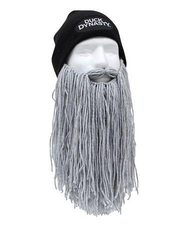 Gray Duck Dynasty Phil Beard Head Beanie 16.99