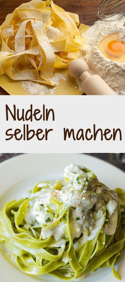 Selbstgemacht schmeckt doch am besten! Pasta wie in Italien: http://www.bildderfrau.de/kochschule/nudeln-selber-machen-s1506912.html  #nudeln #pasta