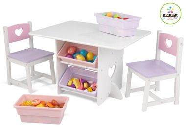 If you are looking for Kid Table Chair online in Australia, come to the right kids shop at All 4 Kids. We provide you various range of table chair in different colors at reasonable cost.