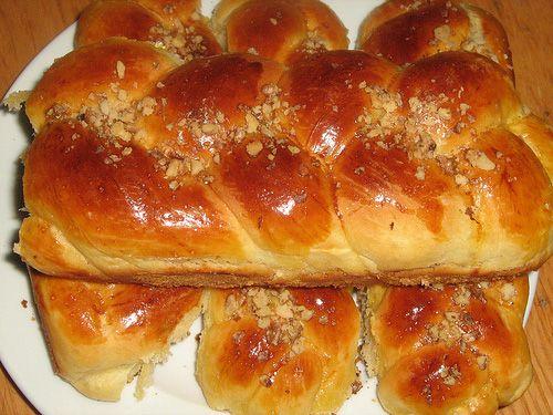 Τσουρέκι | Μοναστηριακά Προϊόντα | Από το Άγιον Όρος στο σπίτι σας!