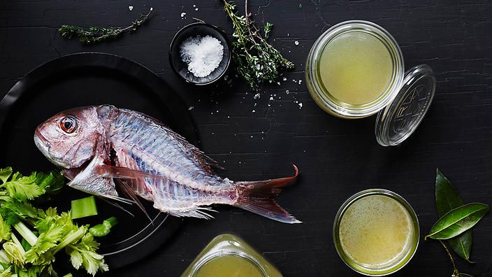 how to make poached fish