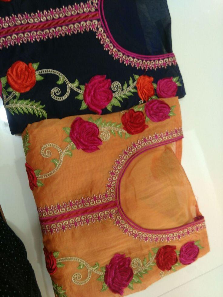 Shirt- chanderi silk Work  Bust upto 48 aprx  Bottom cotton 3m aprx  Duppatta  chiffon.  PRICE : 1599/- (Pgk)