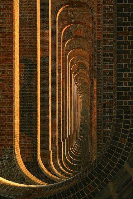 Balcombe Ouse Valley Viaduct    Designed by  John Urperth   for the London to Brighton Railway  in 1842