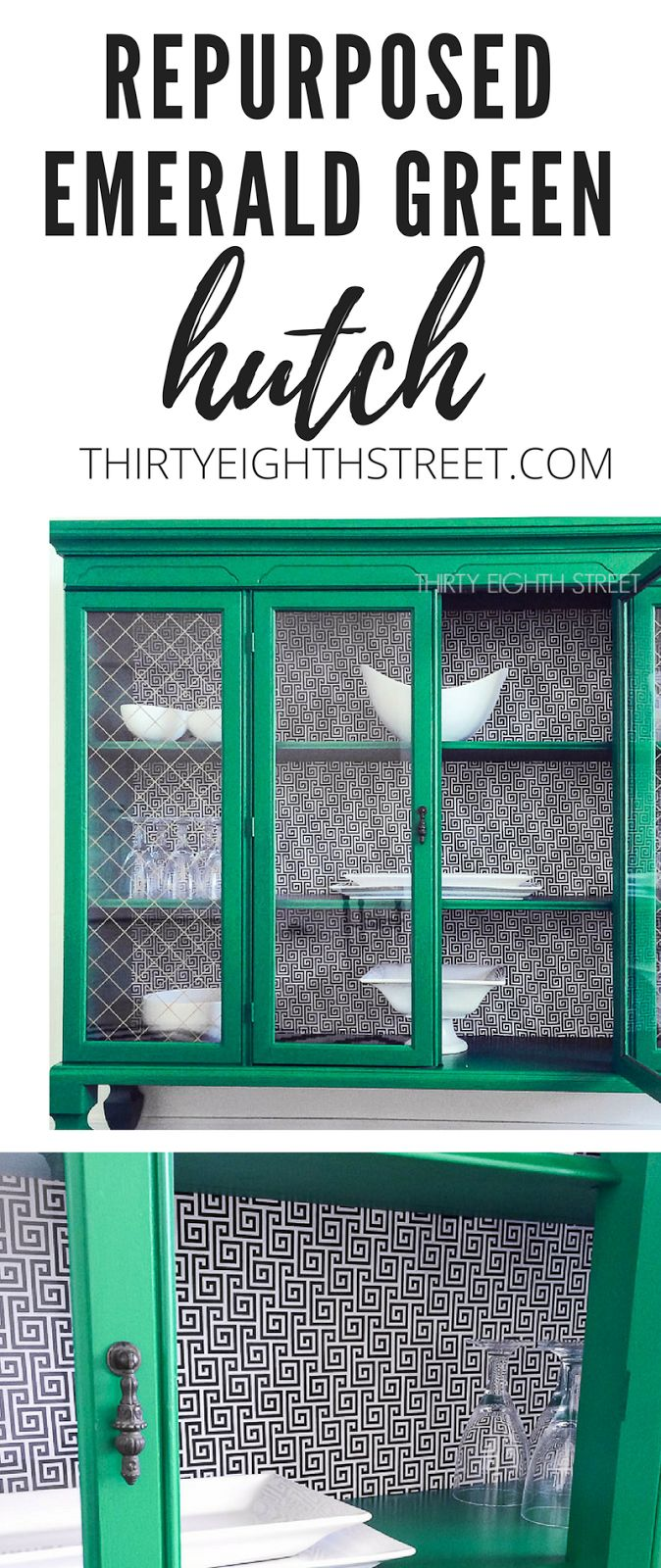 How To Get Two Pieces From One Hutch by Thirty Eighth Street