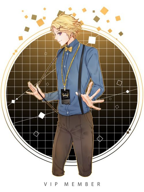 yoosung and mystic messenger image
