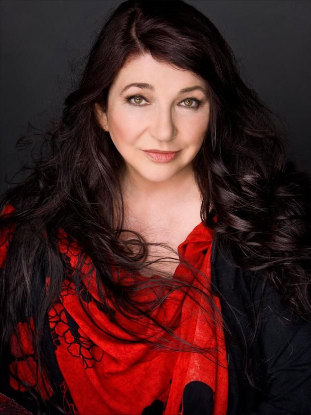"Kate Bush is an English singer-songwriter, musician and record producer, who is known for her eclectic musical style and her idiosyncratic soprano vocal performances. Hits include ""Wuthering Heights"", ""The Man with the Child in His Eyes"", ""Babooshka"", ""Running Up That Hill"""