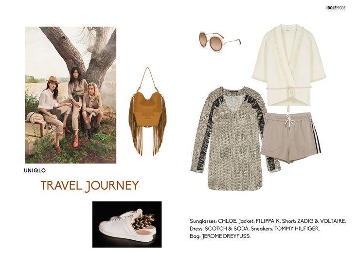 IDOLE Magazine #13 Spring 16 - Travel journey