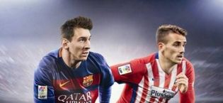 FC Barcelona vs Ath. Madrid UEFA Champions League 2016