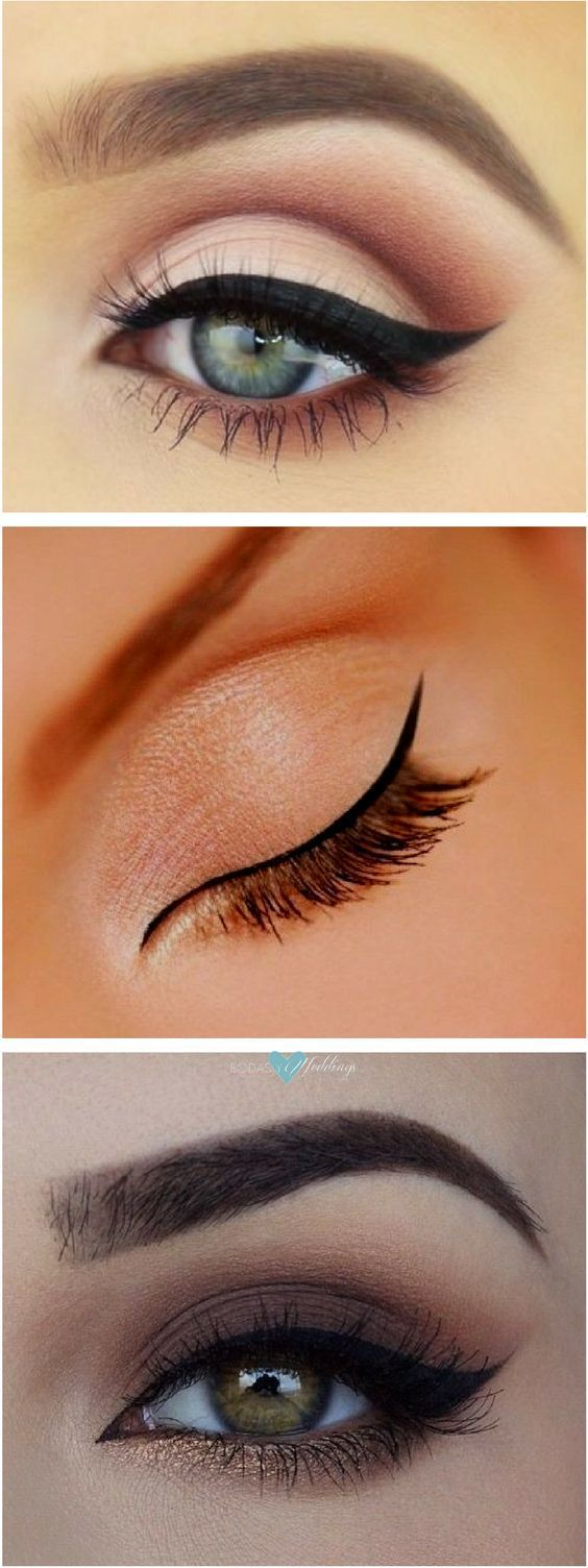 25+ Best Ideas About Cat Eye Makeup On Pinterest