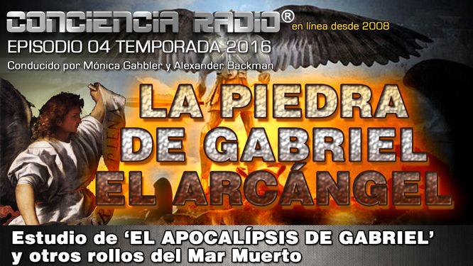 TEMPORADA 2016 | CONCIENCIA RADIO® | UN ESPACIO ALTERNATIVO PARA LA EXPANSIÓN DE TU CONCIENCIA | © 2006-2008