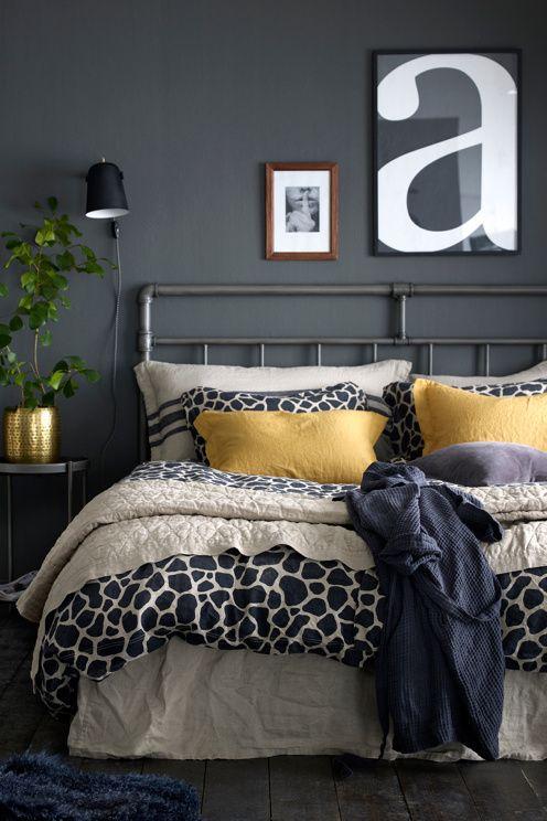 Ellos Home Sänggavel Bianca för säng 180 cm