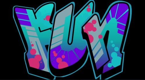 The Graffiti Creator is an online tool that lets students create really cool Graffiti style words. #edtech #artchat There are 10 grafitti fonts* to choose from and after that the customization is limitless. There are a wide array of color options as...
