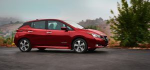 Meet the new Nissan Leaf an electric car with one-pedal driving