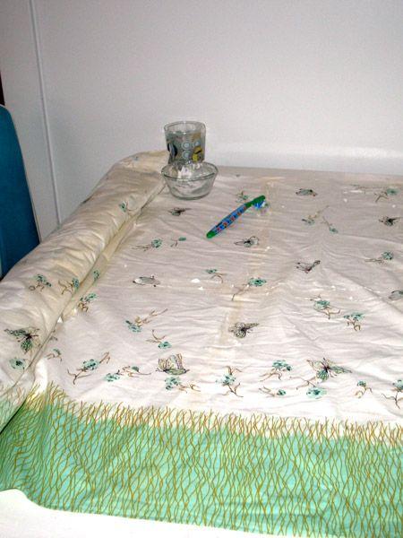 Scrubbing the Fabric