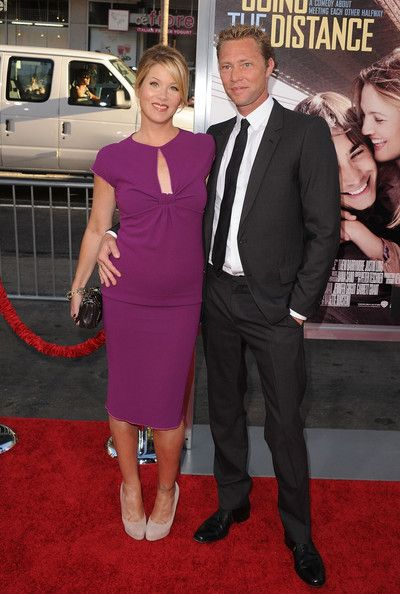 (Sagittarius+Aries) Christina Applegate (November 25) + Martyn LeNoble (April 14)