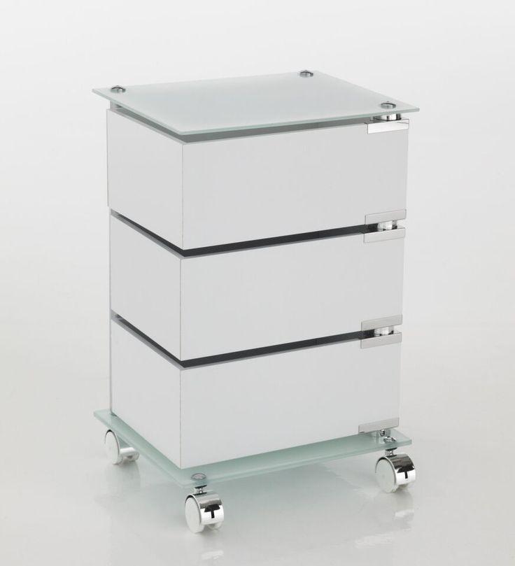 Cassettiera 3 cassetti con ruote idelshop.com