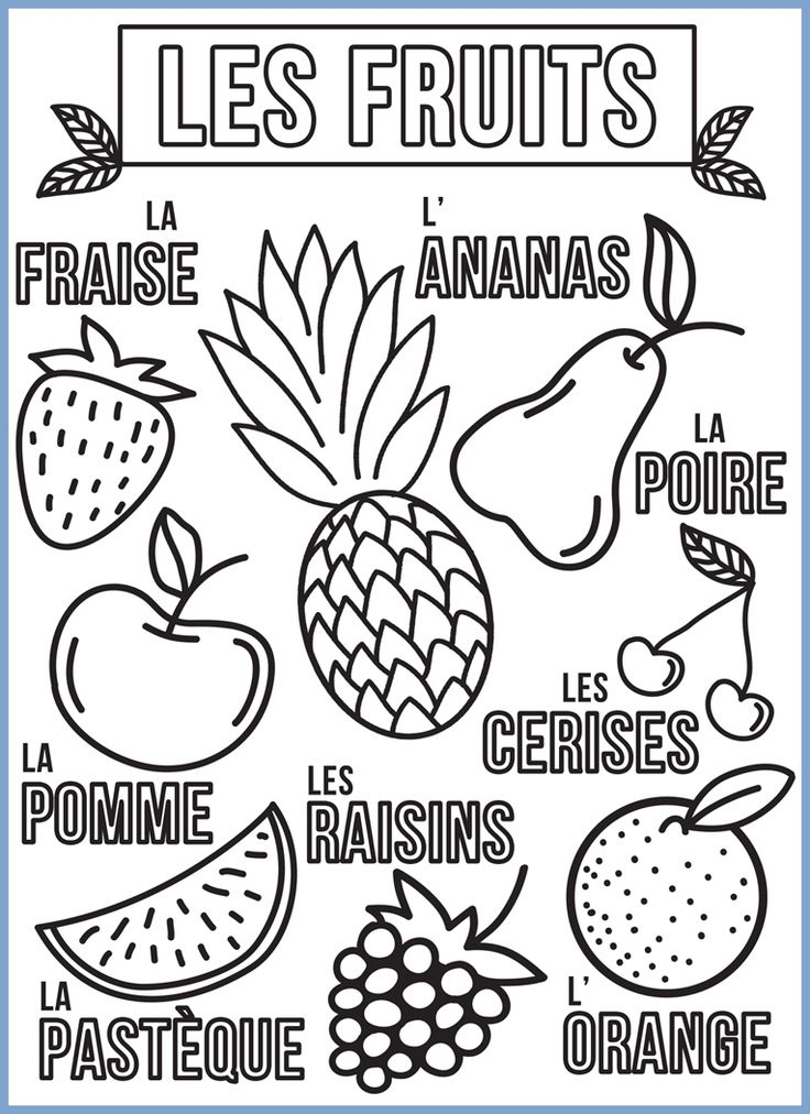 Beautiful French Coloring Book 60 COLORING PROJECT Learn the