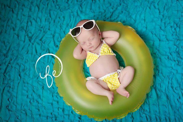 newborn born in the summer. Hilarious!